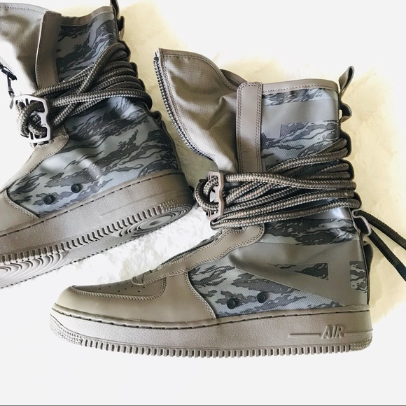 """Nike Other - SF Air Force 1 High """"Ridgerock"""" Boots"""